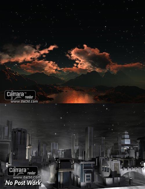 Starry Sky for Carrara