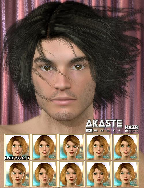 Akaste Hair