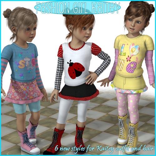 Fashion Girl Kaitey