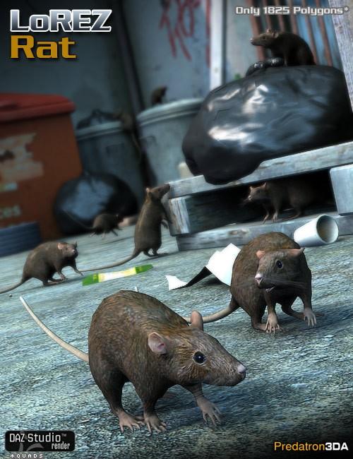 LoREZ Rat