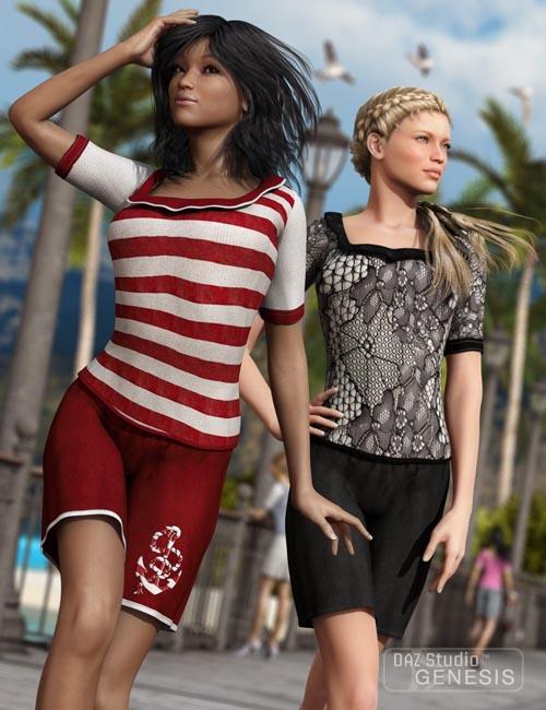 Breezy Wear Textures