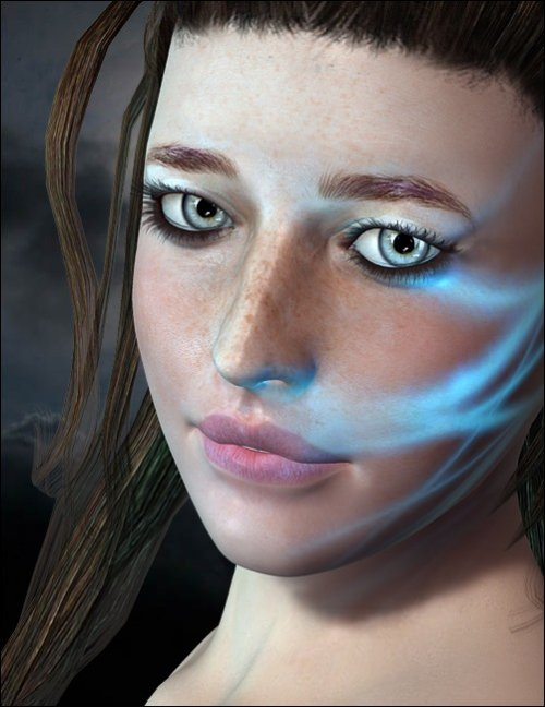 Muusa Ethereal Lighting for Poser