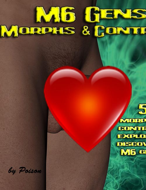 Poison's M6 Gens Morphs & Controls
