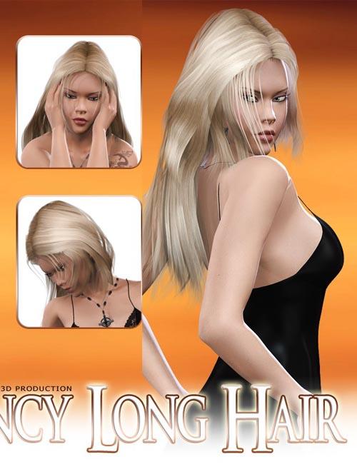 Fancy Long Hair