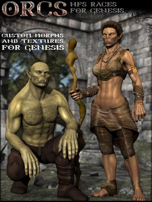 HFS Races: Orcs