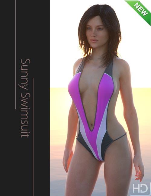 Sunny Swimsuit HD