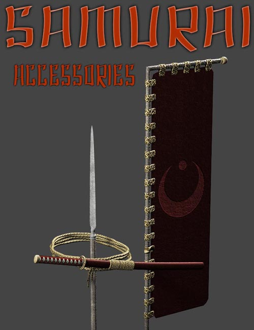 Samurai Accessories for M4