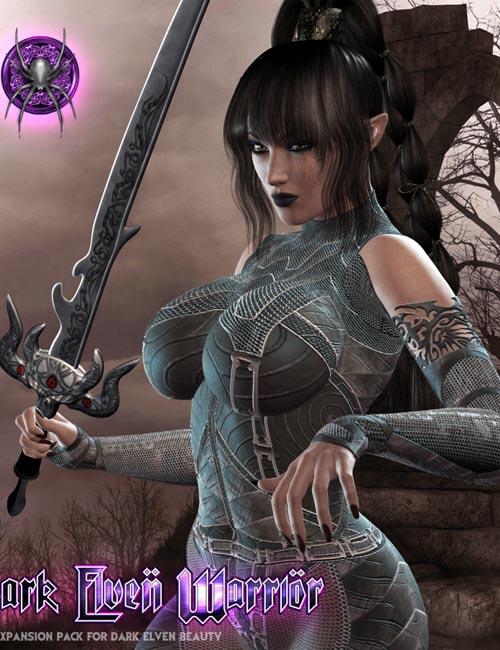 Dark Elven Warrior