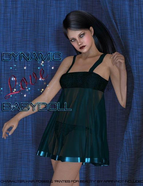 Dynamic Love Babydoll