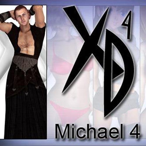 Crossdresser 4.0 for Michael 4