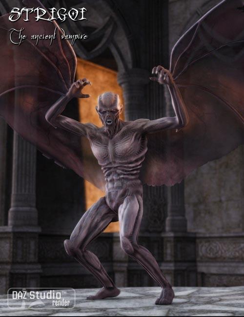 Strigoi : The Ancient Vampire