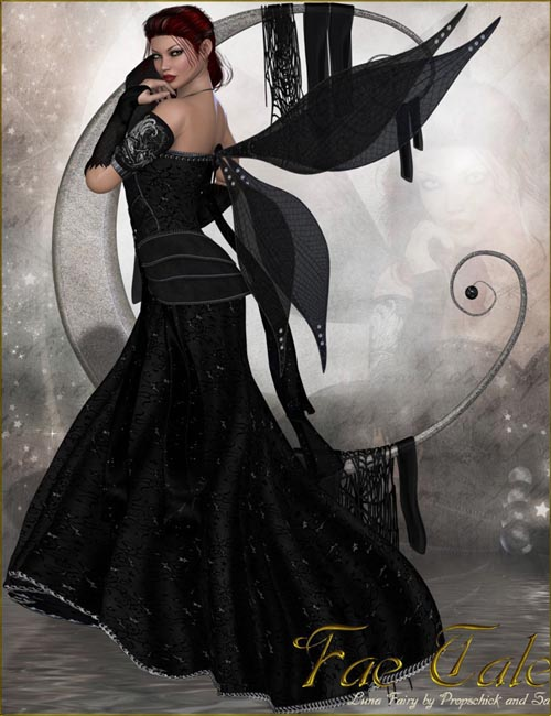 Fae Tales - Luna Fairy