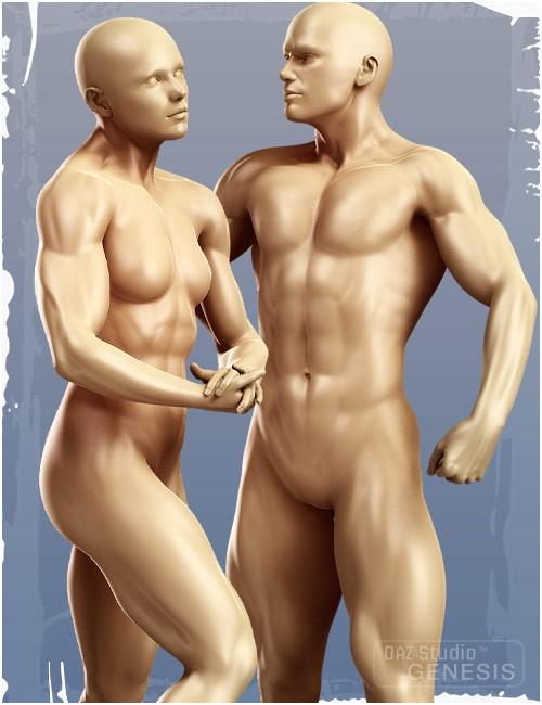 Genesis Evolution: Muscularity