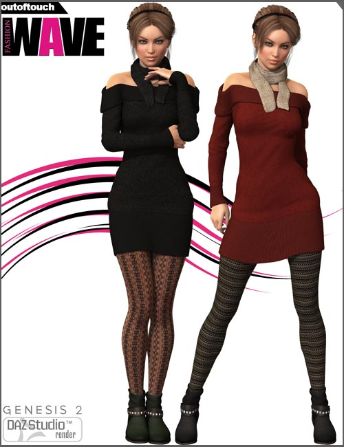 FASHIONWAVE Cold Chill for Genesis 2 Female(s)