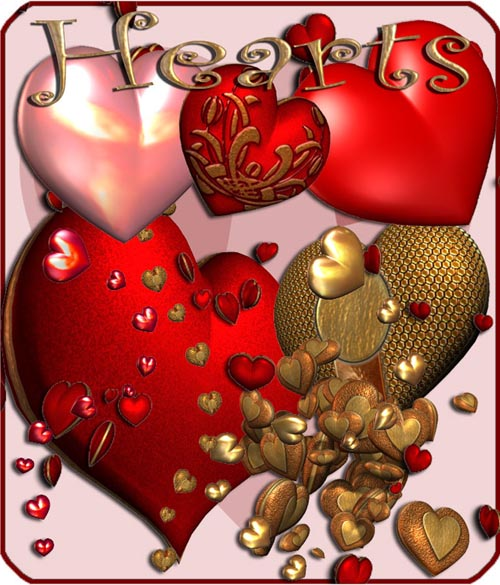 RDNA Hearts