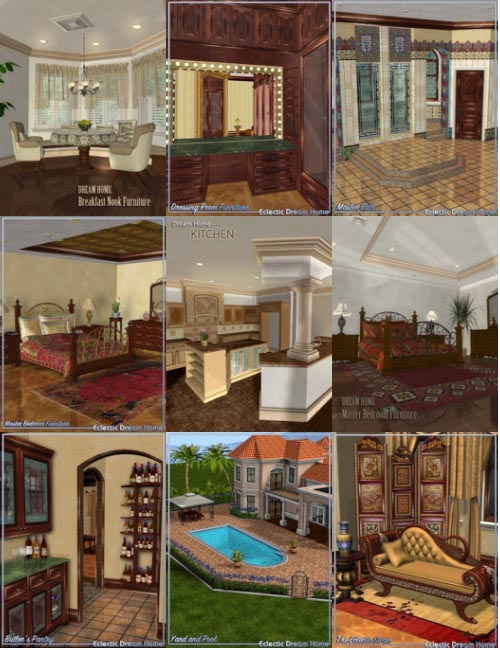 Dream Home Collection pack