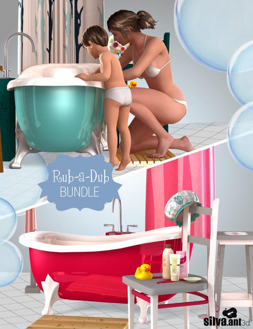 Rub-a-dub Bundle