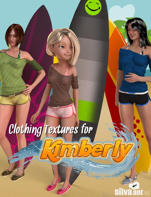 Clothing Textures For Kimberly