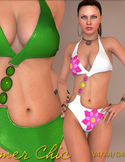 Summer Chic V4 A4 G4