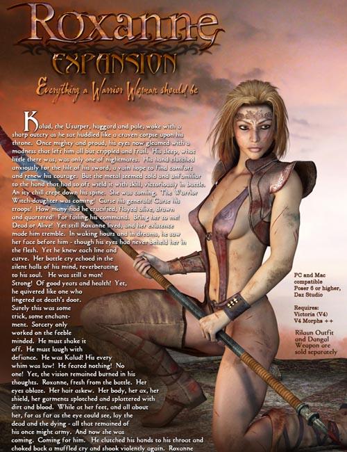 PS-Roxanne Expansion for V4