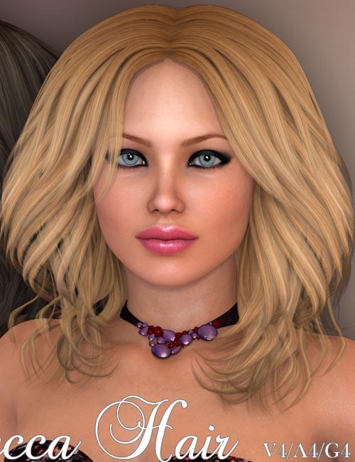 Becca Hair V4 A4 G4