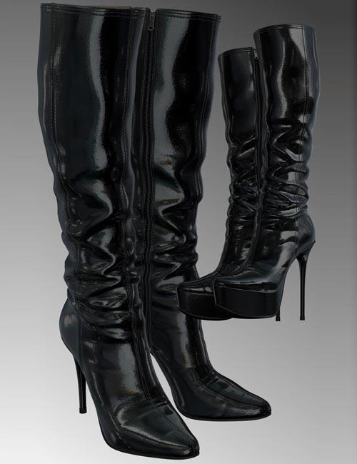 2 Boots For V4