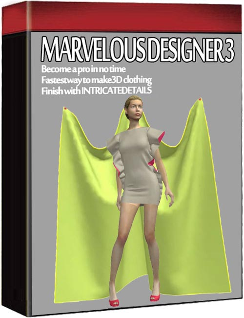 Marvelous Designer 3 Enterprise v1.4.0.7014