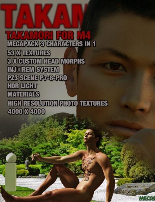 Megapack - Takamori for M4