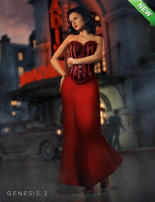 Isolabella Dress