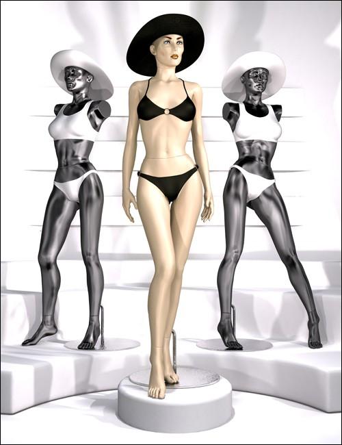 V4 Mannequin