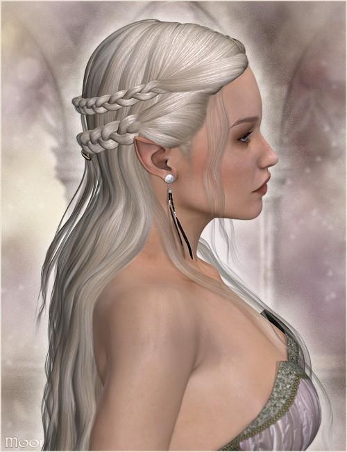 Moonsong Hair