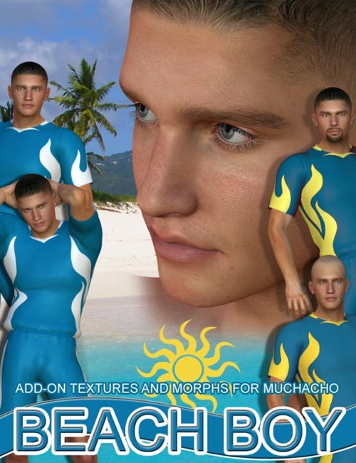Beach Boy ADD-On