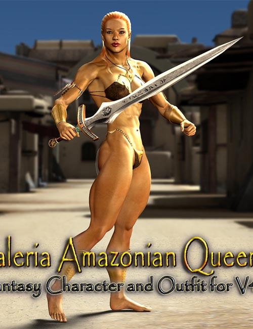 Valeria Amazonian Queen