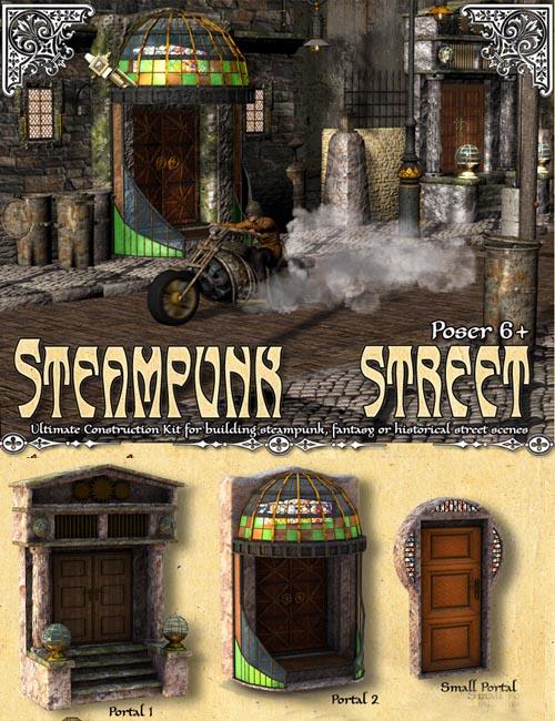 Steampunk Street