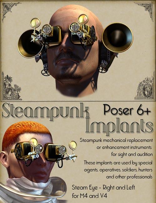 Steampunk Implants