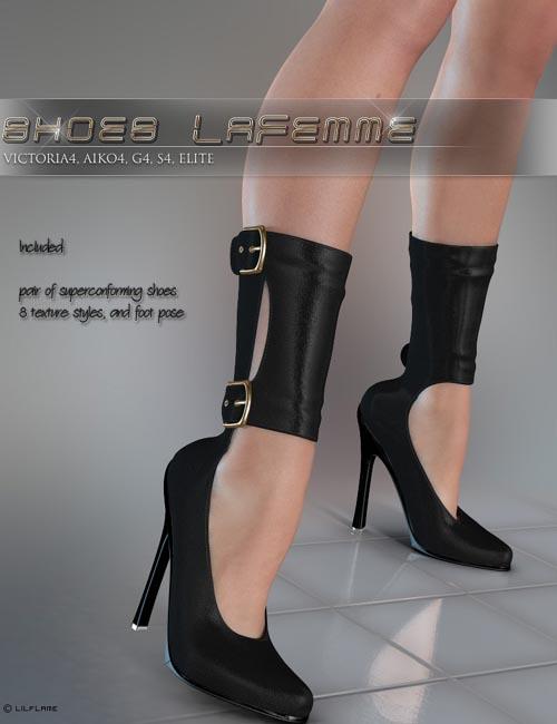 Shoes Lafemme V4/A4/G4