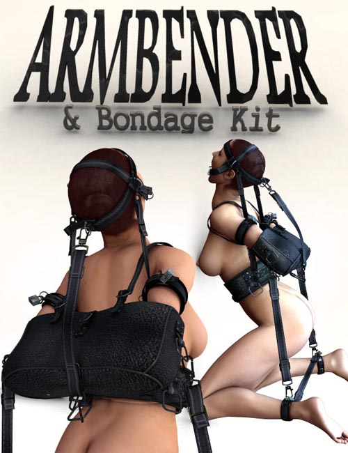 DirtierEddy's ArmBender & Bondage Kit