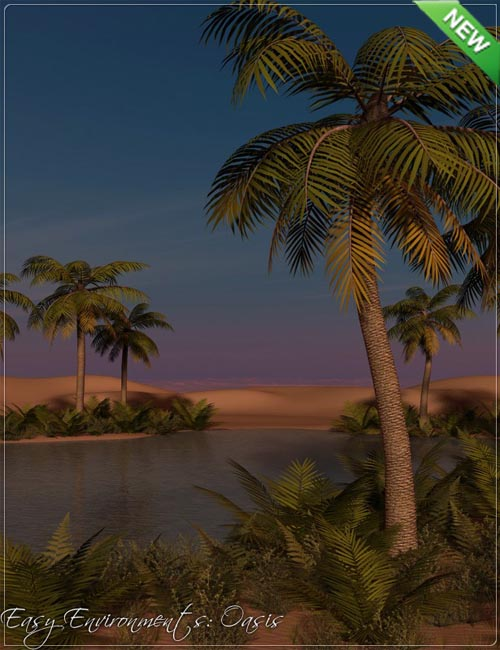 Easy Environments: Oasis