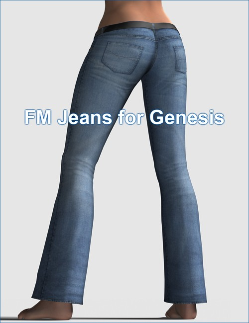 [UPDATE] FM Jeans for Genesis