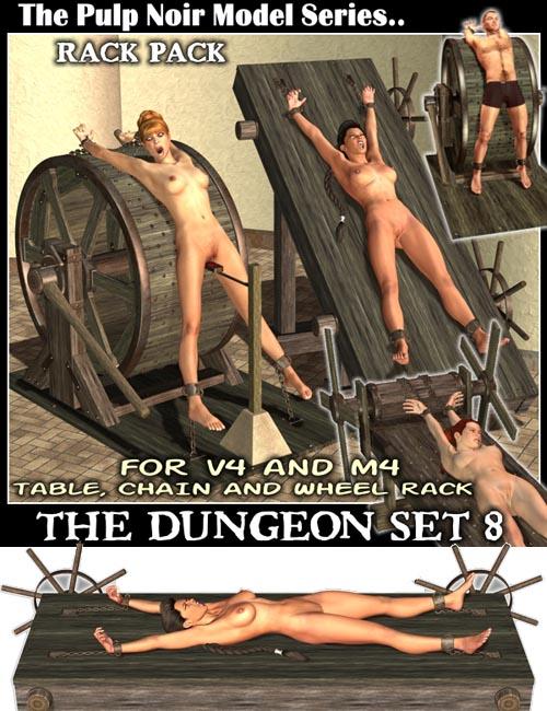 Davo's Dungeon Set 8: