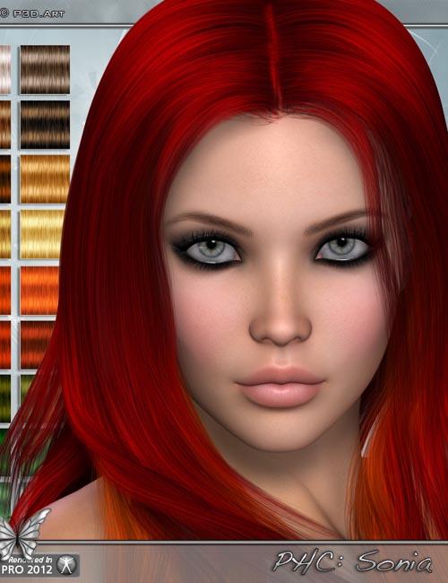 PHC: Sonia hair