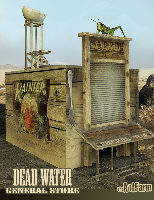 DeadWater General Store [UPDATED]