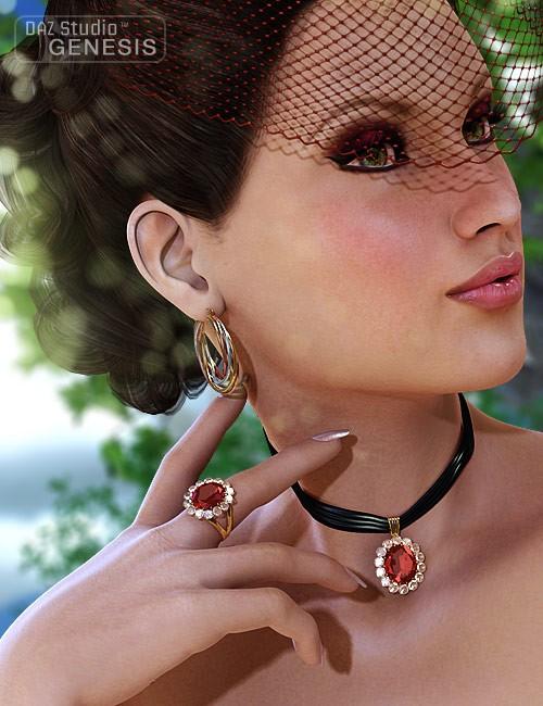 Jeweled Finery