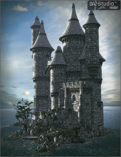 [Update] Worlds Of Fantasy : Island Castle
