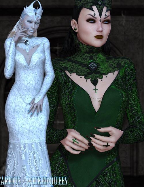 Nefarious - Wicked Queen