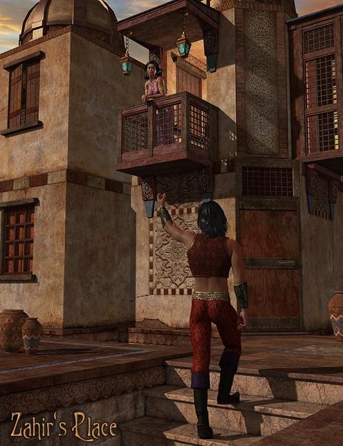 [UPDATE] DMs Zahirs Palace