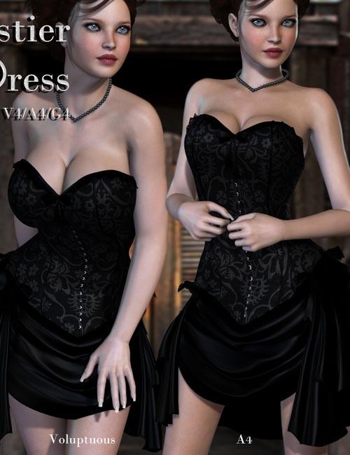 Bustier Dress V4-A4-G4