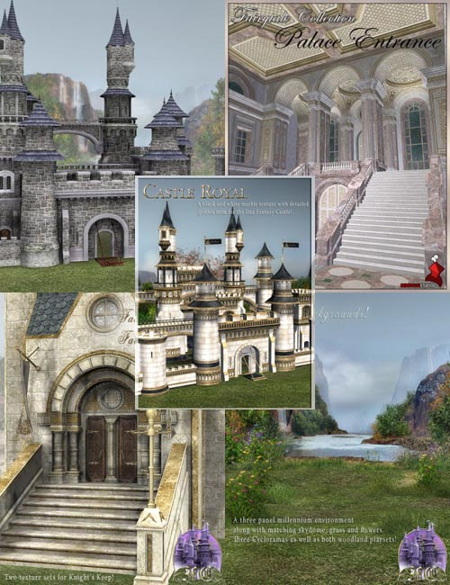 Fairytale Palace Collection