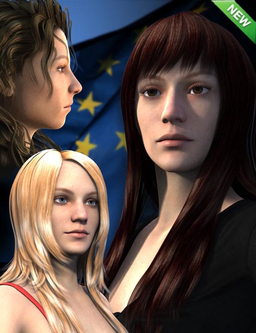 Europe for Genesis 2 Female(s)