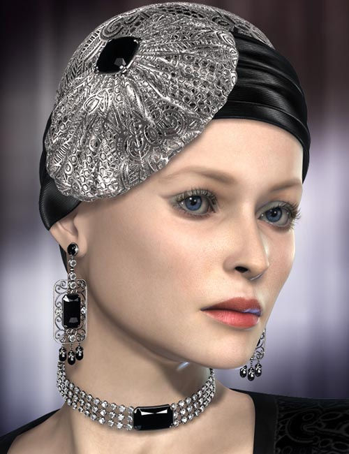 GCD Jewelry - Rachel Collection
